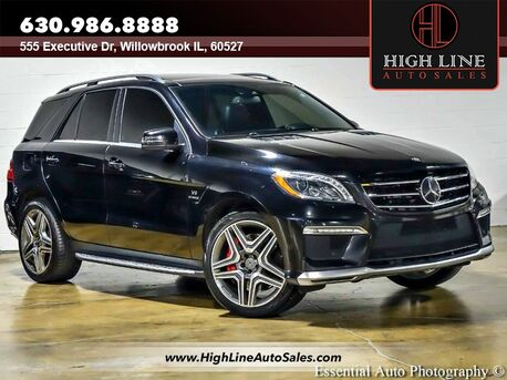 2012_Mercedes-Benz_M-Class_ML 63 AMG_ Willowbrook IL