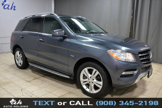 2012 Mercedes-Benz M-Class ML350 Hillside NJ