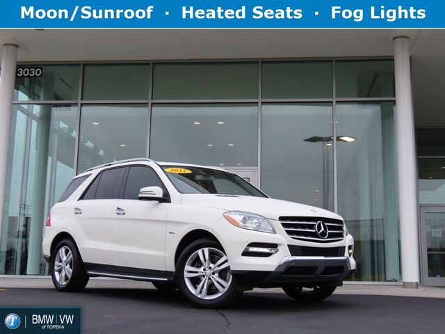 2012 Mercedes-Benz M-class ML 350 Kansas City KS