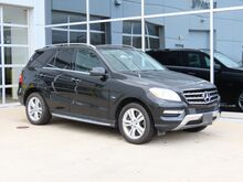2012_Mercedes-Benz_ML_350 4MATIC® SUV_ Kansas City KS