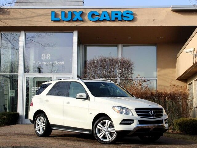 2012_Mercedes-Benz_ML350_BlueTEC Diesel Nav P1 4MATIC_ Buffalo Grove IL
