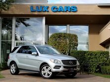 Mercedes-Benz ML350 NAV 4MATIC 2012