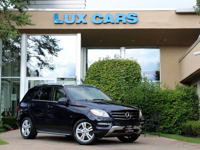 2012_Mercedes-Benz_ML350_NAV P1 4MATIC_ Buffalo Grove IL