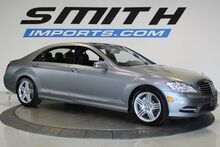 Mercedes-Benz S-Class S 550 $15K OPTIONS, AMG WHEELS, PARKTRONIC, NAVIGATION, BACK UP CAMERA 2012