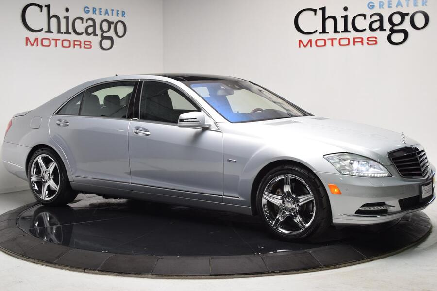 2012_Mercedes-Benz_S-Class_S 550_ Glendale Heights IL