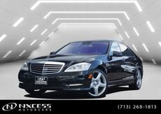 2012_Mercedes-Benz_S-Class_S 550_ Houston TX