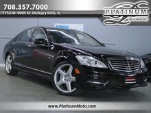 2012_Mercedes-Benz_S550 4Matic_Sport Pano Wood Rear Entertainment Loaded_ Hickory Hills IL