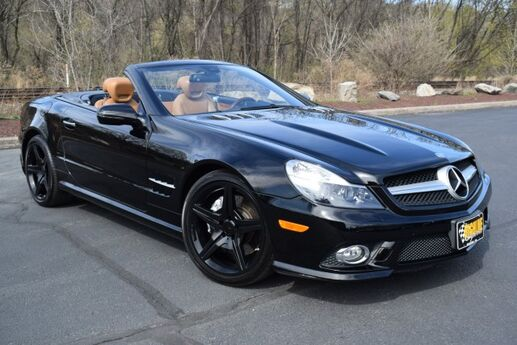 2012 Mercedes-Benz SL-Class SL 550 Easton PA