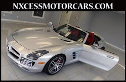 2012_Mercedes-Benz_SLS AMG_CONVERTIBLE $216K+ MSRP 1-OWNER 3K MILES._ Houston TX
