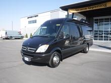 2012_Mercedes-Benz_Sprinter 15 Passenger Shuttle Conversion Van_EXT_ West Valley City UT