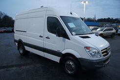 2012_Mercedes-Benz_Sprinter_3500 High Roof 144-in. WB_ Charlotte NC
