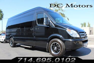 2012_Mercedes-Benz_Sprinter Executive Limousine__ Anaheim Hills  CA