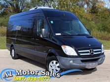 Mercedes-Benz Sprinter Passenger Vans 1 Owner 15-Passenger High-Perf Rear A/C 2012