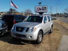 2012_NISSAN_PATHFINDER_SILVER EDITION 4X4, BUY BACK GUARANTEE AND WARRANTY,  3RD ROW, BOSE SOUND, ROOF RACKS, BACKUP CAMERA_ Virginia Beach VA