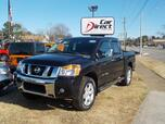 2012 NISSAN TITAN SL 4X4, BUYBACK GUARANTEE, WARRANTY, ROCKFORD FOSGATE SOUND, BLUETOOTH, BED LINER, LEATHER !!!