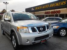 2012_NISSAN_ARMADA_PLATINUM 4X4, BUYBACK GUARANTEE,WARRANTY, LEATHER, SUNROOF, DVD PLAYER, HEATED SEATS,ONLY 60K MILES!_ Norfolk VA