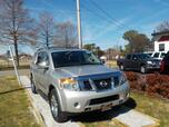 2012 NISSAN ARMADA PLATINUM 4X4, BUYBACK GUARANTEE,WARRANTY, LEATHER, SUNROOF, DVD PLAYER, HEATED SEATS,ONLY 60K MILES!