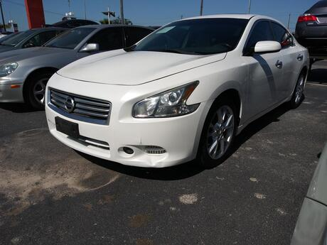 2012 NISSAN MAXIMA  Houston TX