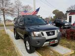 2012 NISSAN XTERRA SE 4X4, WARRANTY, LIFTED, ROOF RACKS, BLUETOOTH, CRUISE CONTROL, KEYLESS ENTRY, A/C, ONLY 1 OWNER!!!