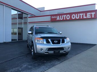 2012_Nissan_Armada_Platinum_ Richmond KY