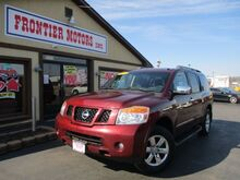 2012_Nissan_Armada_SV 4WD_ Middletown OH