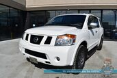 2012 Nissan Armada SV / 4X4 / 5.6L V8 / Auto Start / Bose Speakers / Power Driver's Seat / Aux Jack / Back Up Camera / 3rd Row / Seats 8 / Power Liftgate / Cruise Control / Tow Pkg
