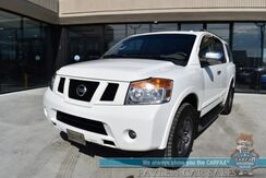 2012_Nissan_Armada_SV / 4X4 / 5.6L V8 / Auto Start / Bose Speakers / Power Driver's Seat / Aux Jack / Back Up Camera / 3rd Row / Seats 8 / Power Liftgate / Cruise Control / Tow Pkg_ Anchorage AK