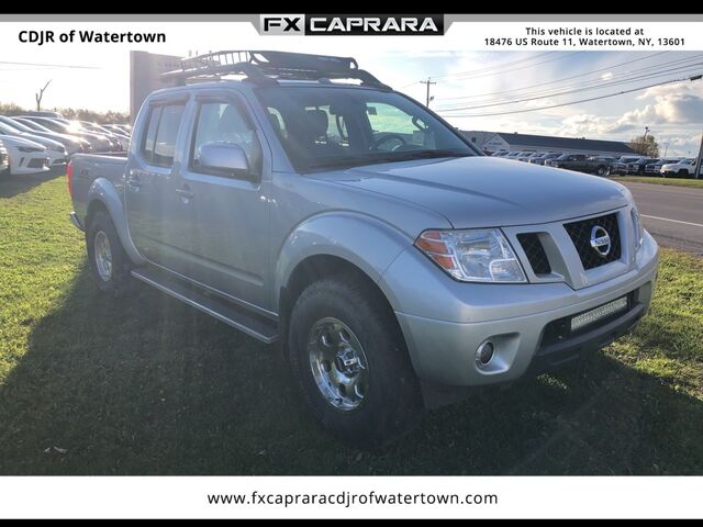 2012 Nissan Frontier PRO Watertown NY