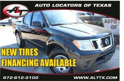 2012_Nissan_Frontier_S_ Plano TX