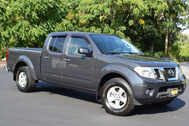 2012 Nissan Frontier SV 4x4 Easton PA