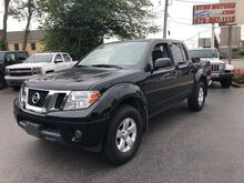 2012_Nissan_Frontier_SV_ North Reading MA