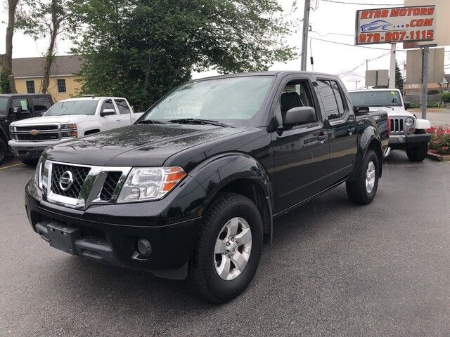 2012 Nissan Frontier SV North Reading MA