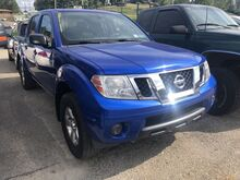 2012_Nissan_Frontier_SV_ North Versailles PA