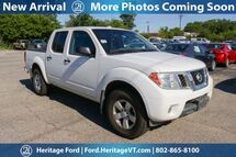 2012 Nissan Frontier SV South Burlington VT
