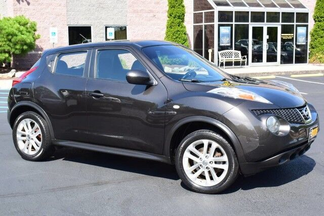 2012 Nissan JUKE S AWD Easton PA