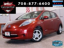 2012_Nissan_LEAF_SV_ Bridgeview IL