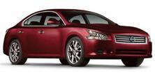 Nissan Maxima 3.5 SV w/Premium Pkg 2012