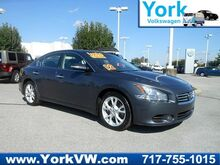 2012_Nissan_Maxima_3.5 SV w/Premium Pkg W/SUNROOF-BOSE-LEATHER-NAVIGATION_ York PA
