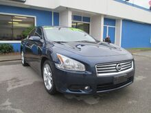 2012_Nissan_Maxima_SV_ Houston TX