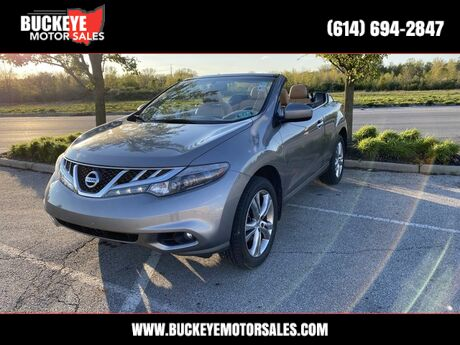 2012 Nissan Murano CrossCabriolet Convertible AWD Columbus OH