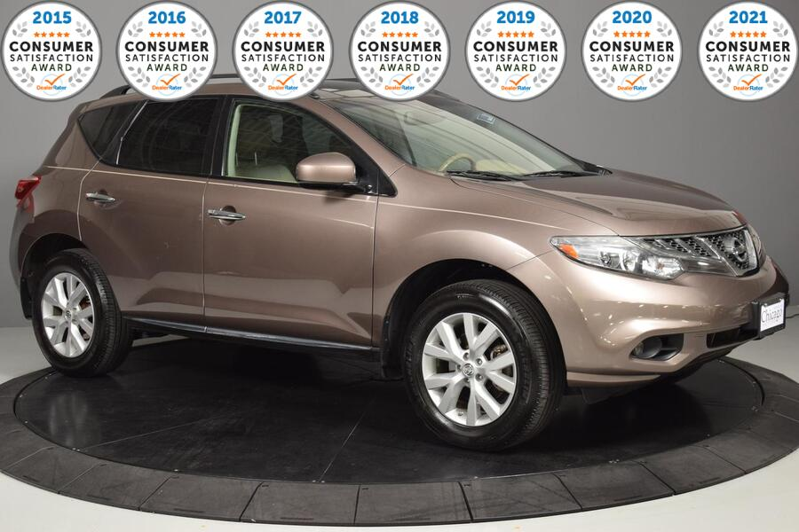 2012_Nissan_Murano_LE_ Glendale Heights IL