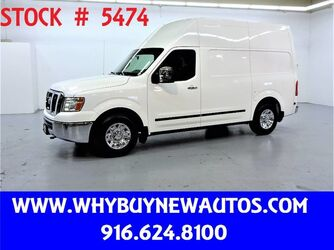 Nissan NV 3500 ~ High Roof ~ Only 42K Miles! 2012