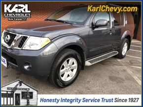 2012_Nissan_Pathfinder_S_ New Canaan CT