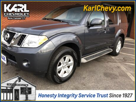2012 Nissan Pathfinder S New Canaan CT