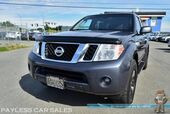 2012 Nissan Pathfinder SV / 4X4 / Automatic / Power & Heated Seats / Sunroof / Auto Start / Bose Speakers / Back Up Camera / 3rd Row / Seats 7 / Luggage Rack / Tow Pkg