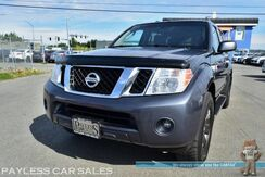 2012_Nissan_Pathfinder_SV/ 4X4 / Automatic / Power & Heated Seats / Sunroof / Auto Start / Bose Speakers / Back Up Camera / 3rd Row / Seats 7 / Luggage Rack / Tow Pkg_ Anchorage AK