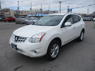 Nissan Rogue S 2012