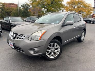 2012_Nissan_Rogue_SL_ Worcester MA