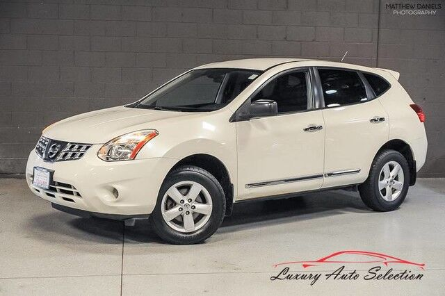 2012_Nissan_Rogue SV AWD_4dr SUV_ Chicago IL