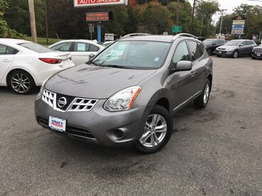 2012_Nissan_Rogue_SV_ Worcester MA